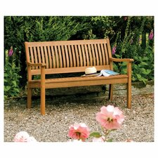 Willington 2 Seater Wooden Bench