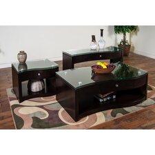 Espresso Coffee Table Set by Sunny Designs