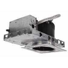 "LEDme Square Downlight New Construction 4"" Recessed Housing"