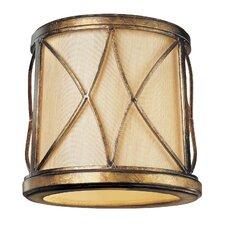 """Aston Court 5.25"""" Fabric Drum Lamp Shade"""