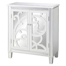 La Salle Scroll Cabinet by Crestview Collection