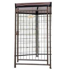 """3'5"""" H x 2' W x 1"""" D Pet Gazebo Replacement Gate Panel"""
