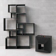 """Assemblage 10 Piece 26"""" Cube Unit Bookcase"""