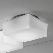 Quadris 1-Light Flush Mount