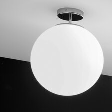 Sferis 1-Light Semi Flush Mount