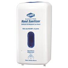 No-Touch Hand Sanitizer Dispenser