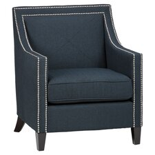 Luca Lounge Chair in Indigo by Jofran
