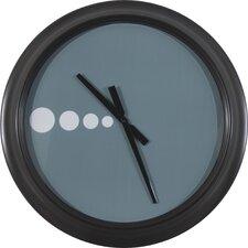 "Oversized 24"" Contemporary Wall Clock"