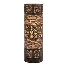 """Well Designed Cylinder 20"""" Table Lamp"""