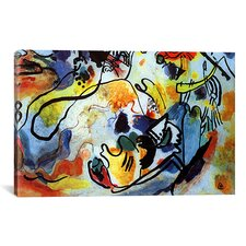 """The Last Judgment"" by Wassily Kandinsky Prints Painting Print on Wrapped Canvas"