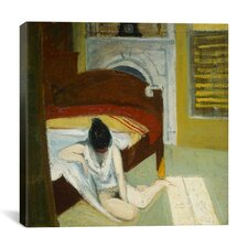 """""""Summer Interior"""" by Edward Hopper Painting Print on Wrapped Canvas"""
