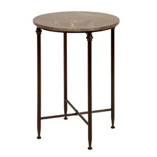 Colin End Table by Woodland Imports