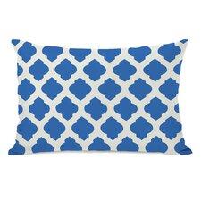 All Over Moroccan Lumbar Pillow