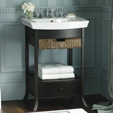 "Archer 24"" Pedestal Bathroom Sink"