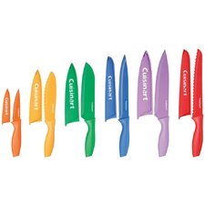 Advantage 12 Piece Color Knife Set