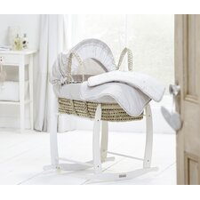 Bedtime Story Palm Moses Basket