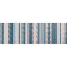 Vibrance 8cm x 24.8cm Ceramic Mosaic Tile in Blue