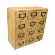 12 Drawer Chest