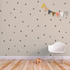 Little Peaks Wall Decal (Set of 56)