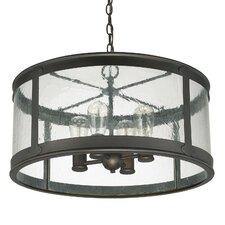Calvin 4-Light Outdoor Pendant