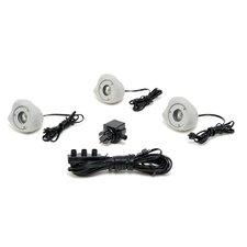3-tlg. LED Strahler-Set Amalfi