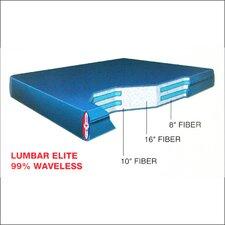 """Dreamweaver The Ultimate 9"""" Lumbar Elite Waterbed Mattress"""