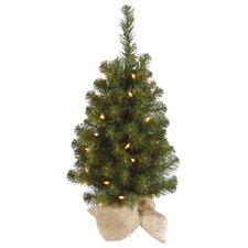 Felton 2' White Pine Artificial Christmas Tree