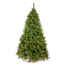 Cashmere 8.5' Green Pine Artificial Christmas Tree