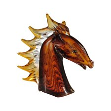 Art Horse Figurine