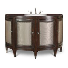 Designer Series 48 Kennedy Hall Chest Vanity Base by Cole + Company