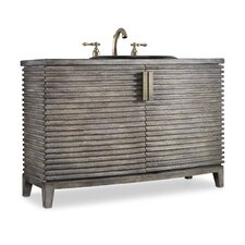 Designer Series 50 Milano Hall Chest Vanity Base by Cole + Company