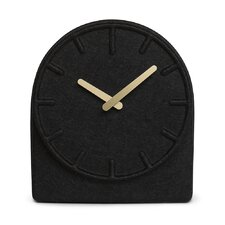 Felt Table Clock with Hands