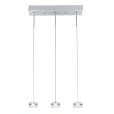Mint 3-Light LED Pendant