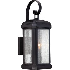 Trumbull 2-Light Outdoor Wall Lantern
