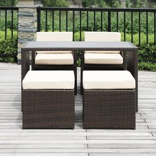 Ventura 5 Piece Seating Group with Cushion by Handy Living