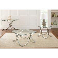 Leonardo Coffee Table Set by Steve Silver Furniture