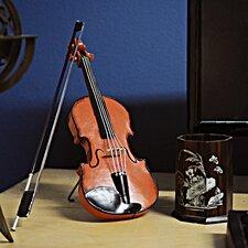 Decorative Vintage Violin 1:2