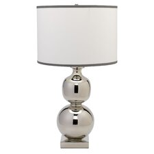 "Double Ball 29.5"" Table Lamp"