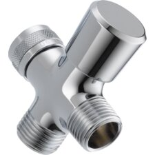 Universal Showering Components 3-Way Arm Diverter Valve