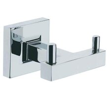 Diora Wall Mounted Double Robe Hook