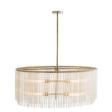 Royalton 4-Light Drum Chandelier