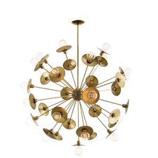 Keegan 30-Light Sputnik Chandelier