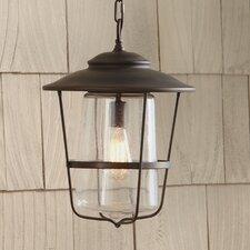 Remington Outdoor Hanging Lantern