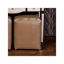 St James Avanti Cube Ottoman by Darby Home Co