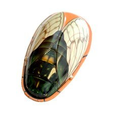 Collectible Decorative Tin Cicada