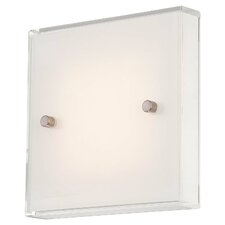 1-Light LED Wall Sconce