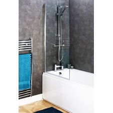 Curved Corner Shower Screen