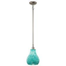 Crystal Ball 1-Light Mini Pendant