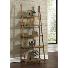 Coastal Chic 71 Leaning Bookcase by Kenian