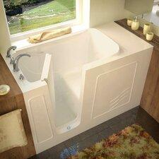Tucson 60 x 30 Soaking Bathtub by Therapeutic Tubs